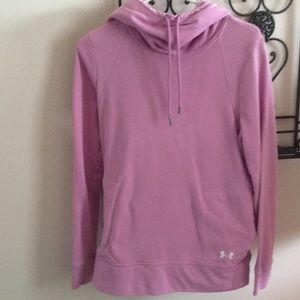 Under  Armour athletic light hoodie.